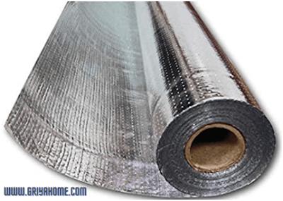 Alumunium Foil Double Side