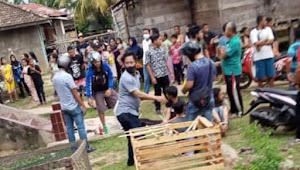 BREAKING NEWS | Sedang Pesta Narkoba, 4 Orang Diringkus Satresnarkoba Muarojambi di Desa Pulau Kayu Aro