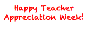 Giving Back to Our Teachers for Teacher Appreciation Week image