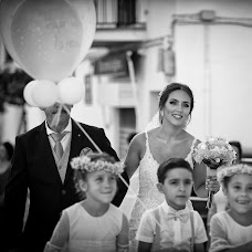Wedding photographer Antonio manuel López silvestre (fotografiasilve). Photo of 10.10.2018