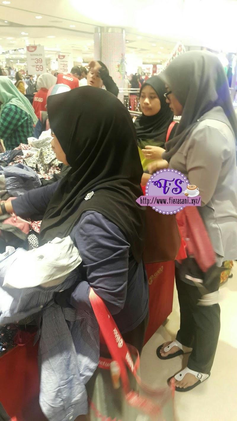 Sogo Buat Member Card Sale 2017. Wajib Terjah.