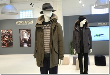03 - WOOLRICH MENS FW17 COLLECTION SET UP