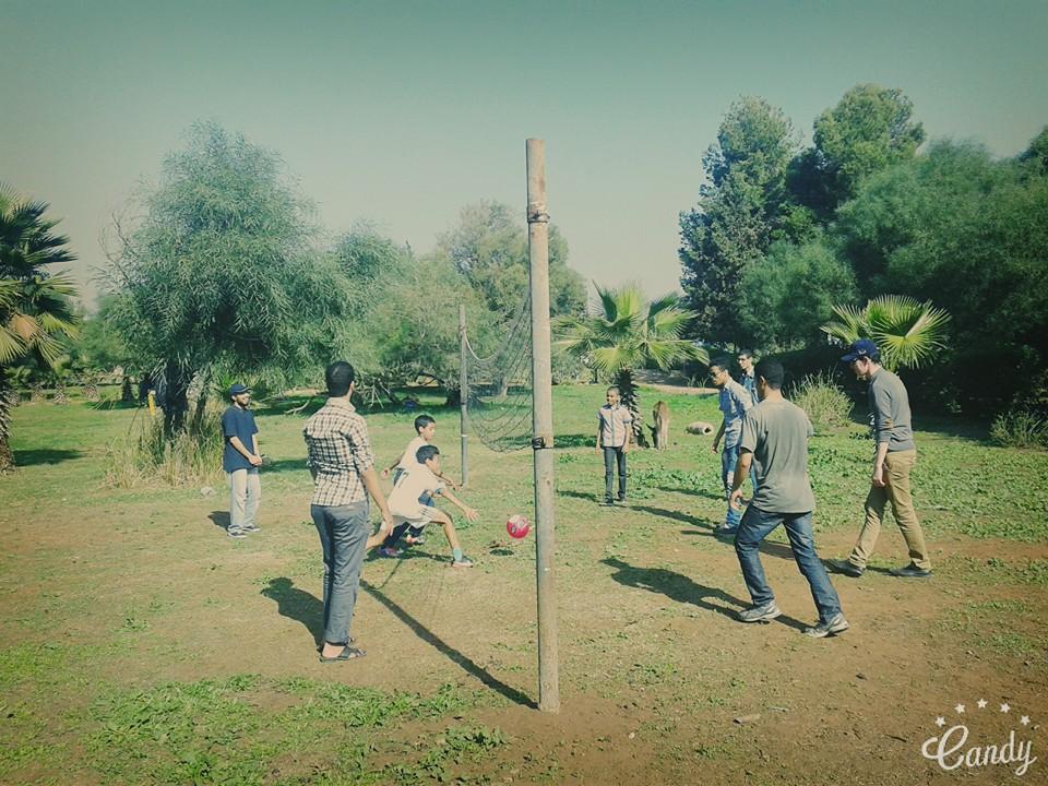 Sortie integration dans le cadre du projet KAFALA - Club Social 2015-2016