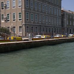 Venedig by boat