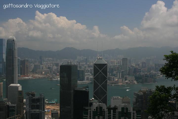 Cina e Hong Kong