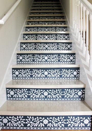 decorasi tangga