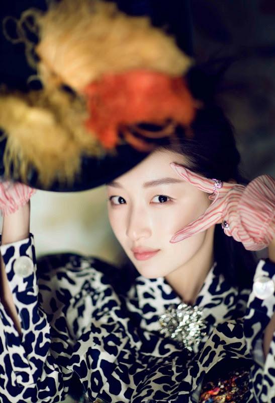 Zhou Dongyu China Actor