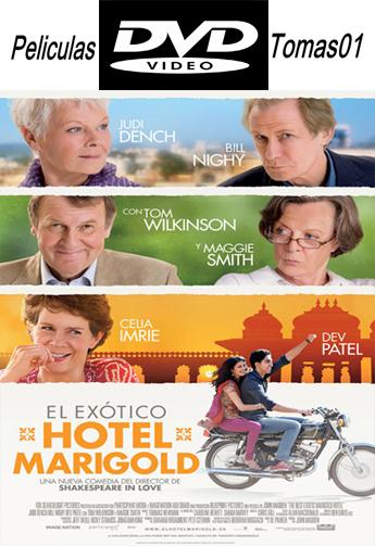 El exótico Hotel Marigold (2011) DVDRip