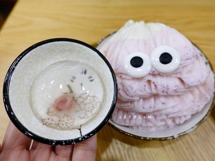 32  路地氷美食の怪物 台北 可愛療癒怪物冰 台中排隊美食