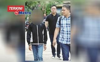 Seorang pelajar ditahan bantu siasatan