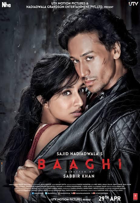 Baaghi (2016) Subtitle Indonesia
