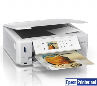 How to reset Epson XP-625 by application