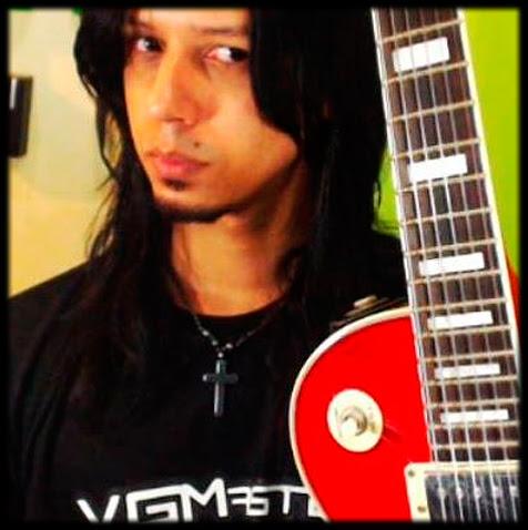 GuitarDreamer, criador do blog DreamSpace