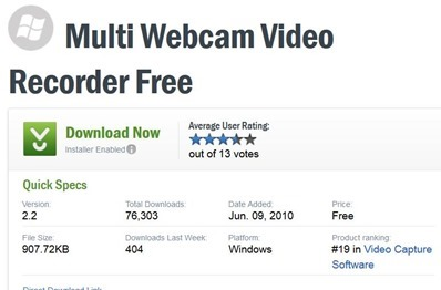 multi-webcam-video-recording