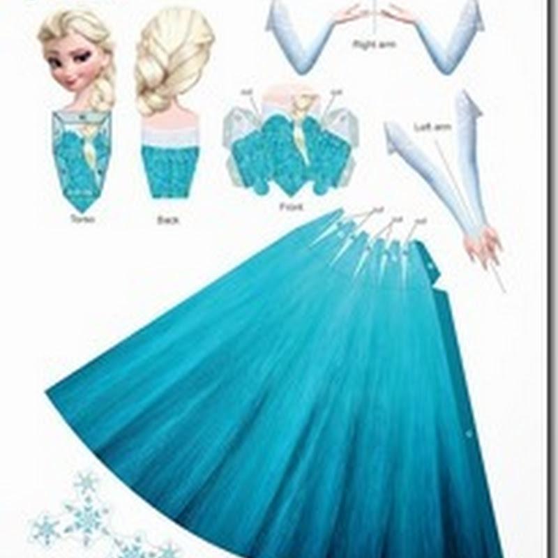 Elsa de Frozen gratis Invitaciones y fiesta cumpleaños