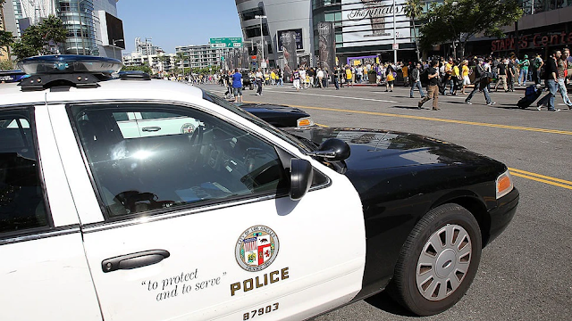 LAPD Chief Says Only 60% Of Police Dept Inclined To Take Vaccine, Cites Internal Survey