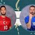 التشكيلة الرسمية لمباراة ايطاليا و تركيا