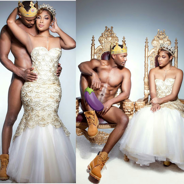 Check Out This Couple Photoshoot That Has Gone Viral Online (Photos)