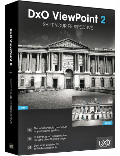 DxO ViewPoint 2.1.4 Build 24 x64 [Multi] - Corrige tus fotos