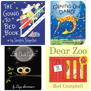 board books on sale at Amazon