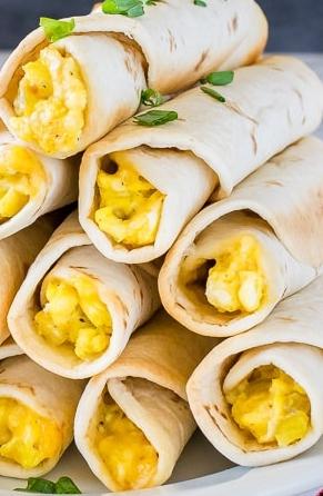 Chapatti Chicken Wrap Recipe