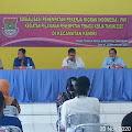 Camat Kemiri Buka Sosialisasi Tenaga Kerja Migran Indonesia