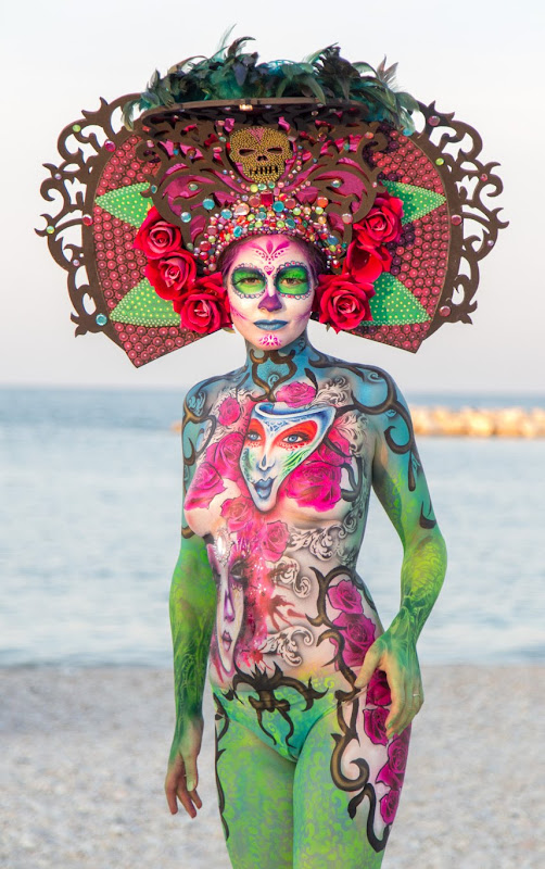 IMG_5117 Color Sea Festival Bodypainting 2018