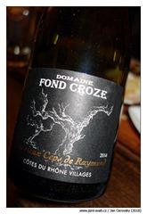 fond-croze-Le-Vieux-Ceps-de-Raymond-Côte-du-Rhône-Villages-2014