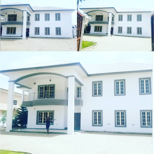 Media mogul Linda Ikeji shows off 11 Room Mansion acquired for New Reality Show 'Made in Gidi'