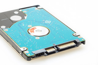 Hard drive data recovery services, software