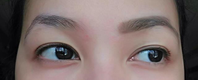 Heroine Make Quick Eyebrow