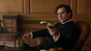 Sherlock Holmes Henry Cavill