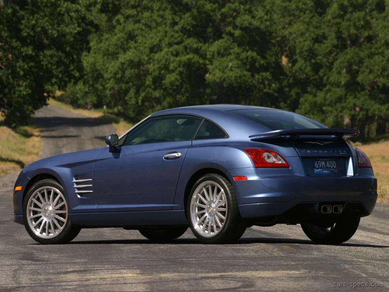 2005 Chrysler Crossfire Srt 6 Specifications Pictures Prices