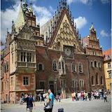 Poutní zájezd - den druhý - Wroclaw