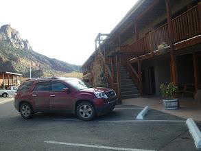 Photo: Pioneer Lodge, Springdale, Utah