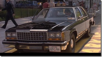 Ford LTD Crown Victoria Men in Black