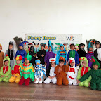 Fancy Dress  - Birds (Sr.KG.) 9-1-17