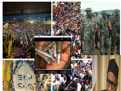 ENDSARS PROTEST: Don't Dare Me - President Buhari Tells Angry Nigerians on Broadcast.