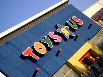 Toys r us solar