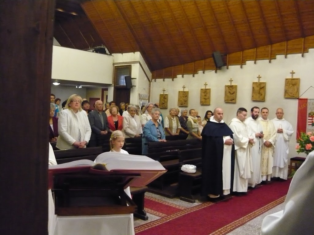 József testvér fogadalomtétele, 2011.09.24., Debrecen - P1010832.JPG