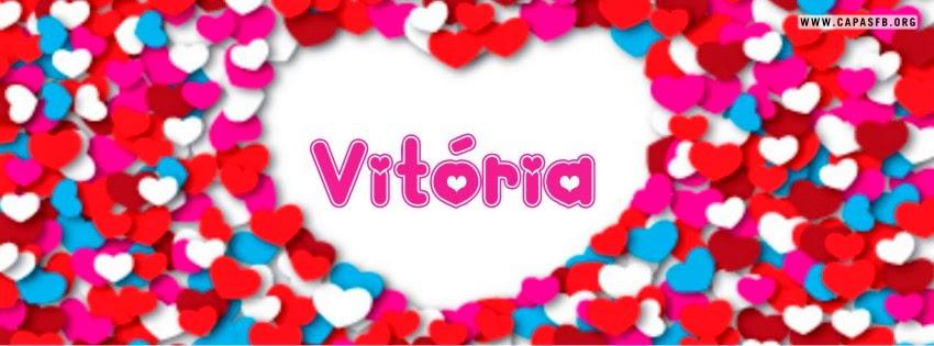 Capas para Facebook Vitória