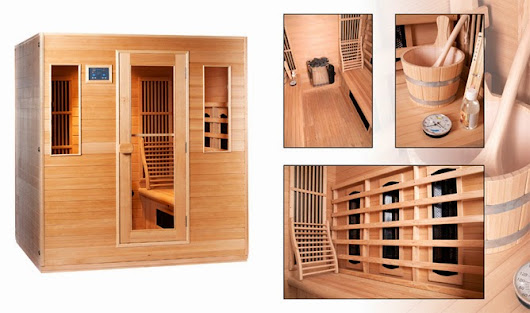 supersauna infrarood google. Black Bedroom Furniture Sets. Home Design Ideas