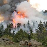 Dunraven Fire 9-8-09