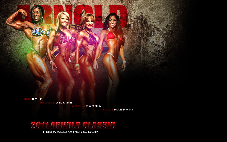 2011 Arnold Classic Winners