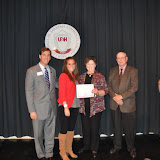 Foundation Scholarship Ceremony Fall 2012 - DSC_0201.JPG
