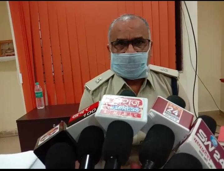 ujjain news - थाना माधवनगर में प्रधान आरक्षक बलवीर की हत्या का पर्दाफाश