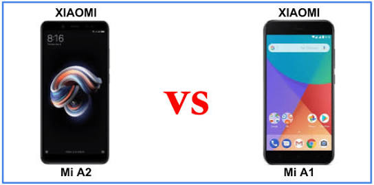 Koneknesia Blog - Xiaomi Mi A2 vs. Xiaomi Mi A1: Haruskah Upgrade?