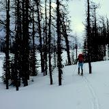 Manning Park skiing