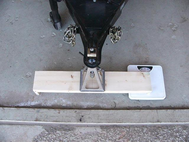 Rv Net Open Roads Forum Travel Trailers Tongue Weight