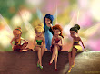 Tinkerbell Fairies Wallpaper